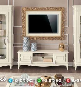 Set Bufet Tv Minimalis Modern Mewah Terbaru BS-0136