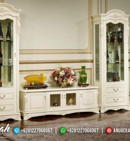 Set Bufet Tv Modern Model Klasik Mewah Terbaru BS-0145